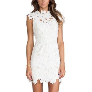 Dolce Vita Jayleen Dress in White